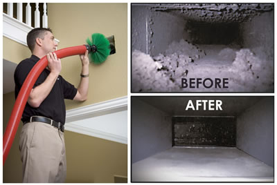 Air Duct Cleaning | Pro Team Cleaning